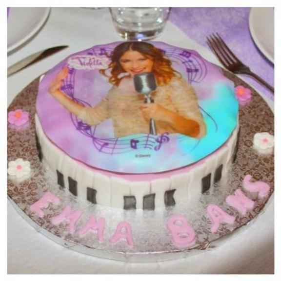 Gâteau Violetta