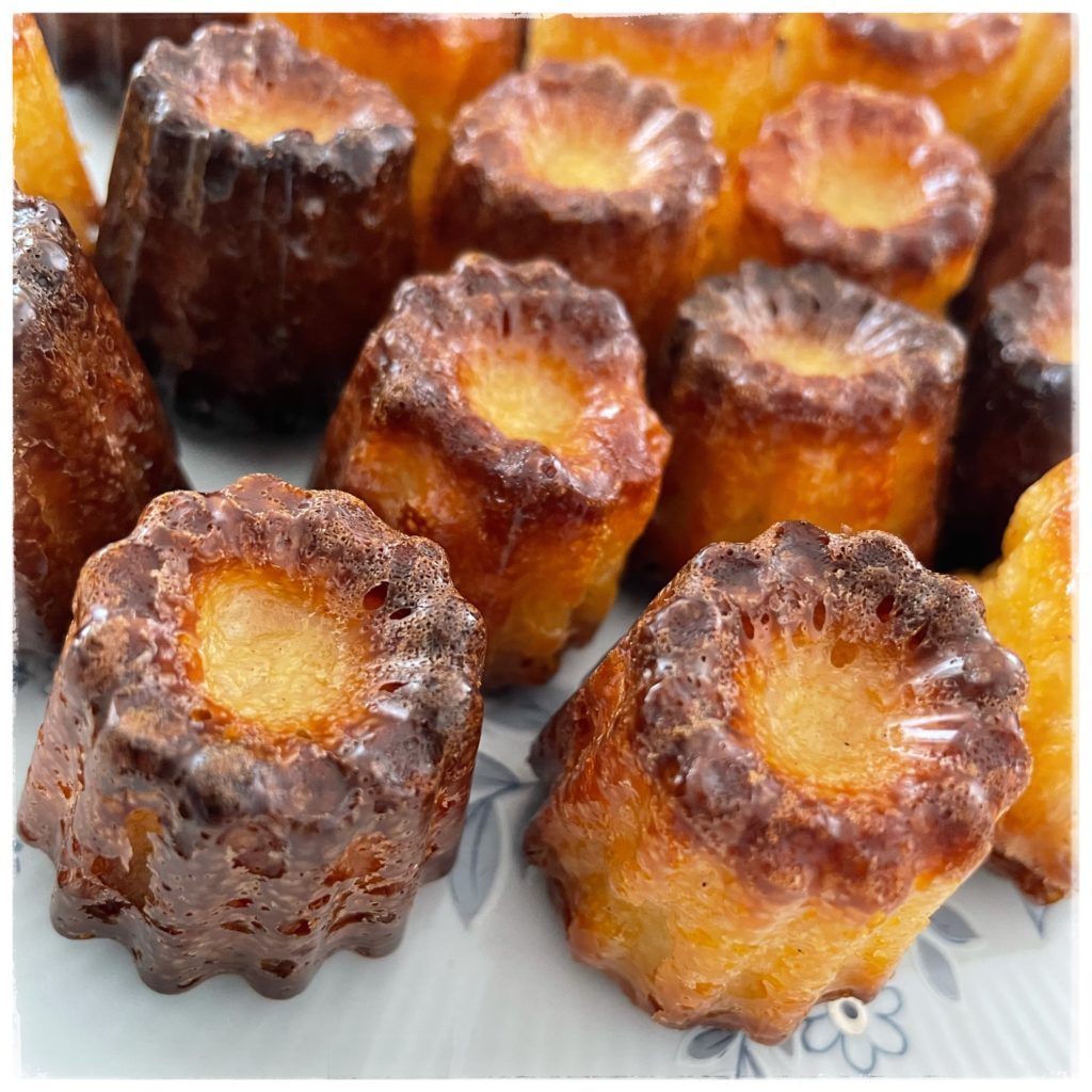 Zoom cannelés